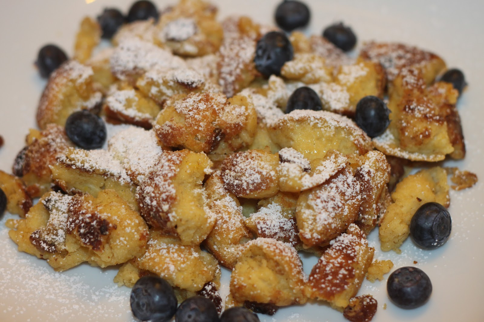 Kaiserschmarrn, an Authentic Austrian Dish   Food For Thought